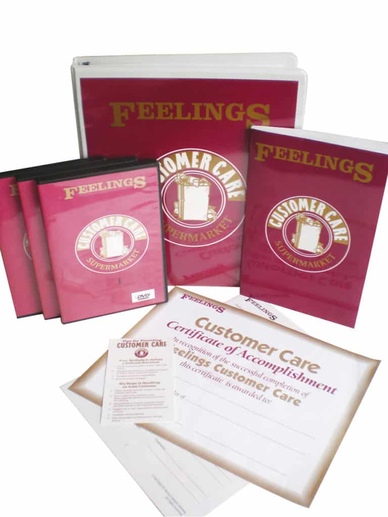 Feelings Customer Care For Supermarkets Service Quality Institute